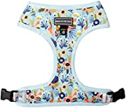 Heads Up For Tails Song of Spring Reversible Mesh Dog Harness (Large)