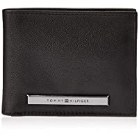 Tommy Hilfiger Mini CC Wallet for Men-Black
