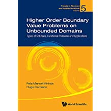 Higher Order Boundary Value Problems on Unbounded Domains:Types of Solutions, Functional Problems and Applications: 5 (Trends in Abstract and Applied Analysis)
