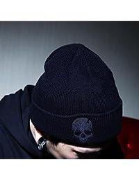 Wanglele La Première Série De Knitting Hat Cap L Automne Et L Hiver Chaud c15bd7133e6