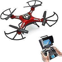 GoolRC JJRC H8D 5,8 g FPV RTF RC Quadcopter Modo sin cabeza / Una tecla Retorno Drone con 2.0MP cámara FPV monitor LCD