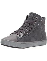 Geox Mädchen J Kalispera Girl E Hohe Sneaker