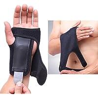 Handgelenkstütze mit Schiene, KIROLAK Arthritis Verstauchungsstreifen Hand Klammer mit abnehmbarer Schiene für... preisvergleich bei billige-tabletten.eu