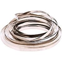 Everpert Nickel-Streifen-Band des Nickel-5M Ni für Li-18650 Batterie-Punktschweißen 0,12x4mm