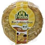 Preiss Bio Südtiroler Original Schüttelbrot 150 g, 6er Pack (6 x 150 g)