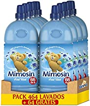 Mimosin Azul Vital - Concentrado Suavizante, 66lav x 8botellas