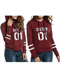 Partner Pullover Weihnachten.Suchergebnis Auf Amazon De Fur Pullover Sister Bekleidung