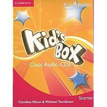 Kid's Box Starter Class Audio CDs 2