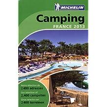 Camping France 2013 (Guide Plein Air)
