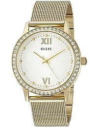 Guess Reloj para Mujer Elegante de Malla Reloj