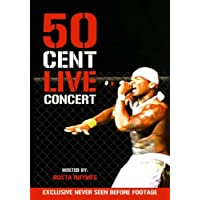 50 Cent - 50 Cent live in Concert