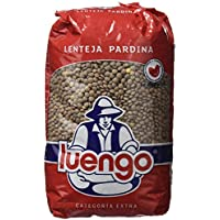 Luengo - Lenteja Pardina En Paquetes De 1 Kg