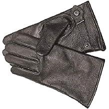 224eab1f162721 DD-Tackle BW Ziegenleder Handschuhe Leder S-M-L-XL-XXL-3XL schwarz gefüttert