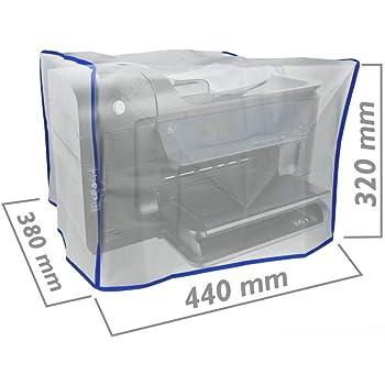 BeMatik - Copertina Antipolvere di Protezione per Stampante Laser Coperchio 440 x 380 x 320 mm