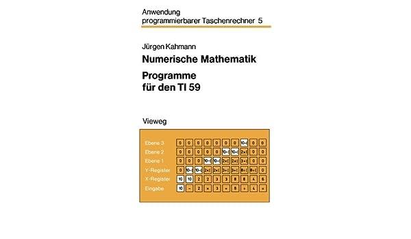 mathematikprogramme