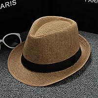 DAYOUZ Gorra de Beisbol Summer Men Hat Sombreros De Vaquero para Hombres, Gorra para Hombres Y Mujeres, Sombreros De Cubo conSombrero Deala