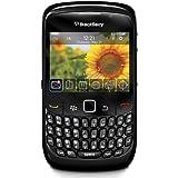 "Blackberry 8520 Gemini - Smartphone libre (pantalla de 2,46"" 320 x 240, cámara 2 MP, 256 MB de capacidad, procesador de 600 MHz, teclado español QWERTY, S.O. iOS 5) color negro"