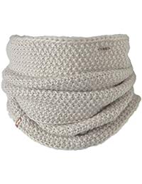 Barts Unisex Baby Schal Ymaja Col, Elfenbein (Oyster), One size (Herstellergröße: Unica)