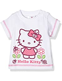 Twins Baby Mädchen T-Shirt Hello Kitty