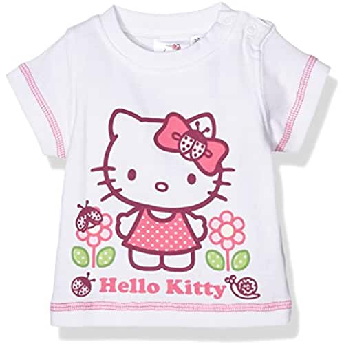 Twins Hello Kitty 1 127 48, Camiseta Para Bebés
