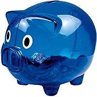 Sparschwein / Farbe: transparent blau preisvergleich bei kinderzimmerdekopreise.eu