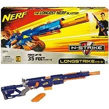 NERF N-Strike Longstrike CS-6