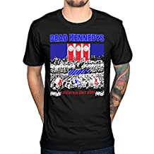 Official Dead Kennedy's California Uber Alles T-Shirt Merch Convenience Or Death