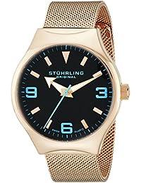 Stührling Original 184.334451 - Reloj de cuarzo Man Eagle Elite