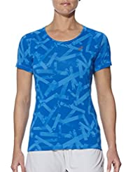 Asics fuzeX Printed Ss Top-Shirt
