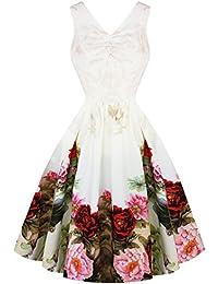8a1e705052 Amazon.co.uk  Hearts   Roses - Dresses   Women  Clothing