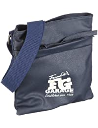 Frankie's Garage T11181114B-030 - Bolsa al hombro unisex