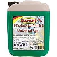 Élément Lessive Liquide universel Gel Lessive Liquide Poudre à Lessive Liquide 5L