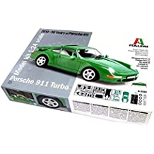 RCECHO® ITALERI Automotive Model 1/24 Cars Porsche 911 Turbo Scale Hobby 3682 T3682 with RCECHO® Full Version Apps Edition