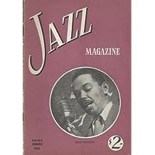 JAZZ MAGAZINE. Nº 37. Enero-Febrero 1953