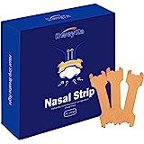 Cerotti nasali antirussamento grandi, russamento soluzione Cerotti nasali per facilitare la respirazione Supportano l'apnea d