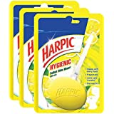 Harpic Hygiene Toilet Rim Block, Citrus - 26 g (Pack of 3)