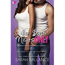 For Seven Nights Only (Chase Brothers Book 2)