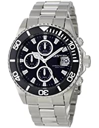 Invicta Men's Chronograph Watch 1003 with Stainless Steel Bracelet