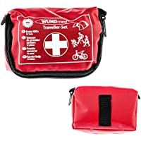 SIDCO Erste Hilfe Notfallset Medizin Set Verbandsmaterial Wandern Outdoor Fahrrad preisvergleich bei billige-tabletten.eu