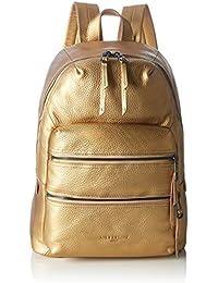 Liebeskind Berlin Damen Sakus7 Rainbo Rucksackhandtasche, Gold (Gold), 30 X 40 X 14 cm