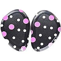 Zwei Paare bequemer Schuh Kissen Anti-Rutsch-Pads Heel Innensohle-M preisvergleich bei billige-tabletten.eu
