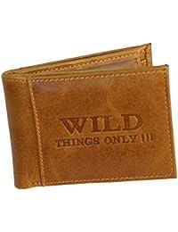 7ccb8e97bb79f Mini Geldbörse für Herren - Kleines Leder Portemonnaie
