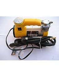 Solo cilindro bomba de aire bomba de aire los compresores de aire para bomba motor de bomba de aire del coche amarillo del metal , 1