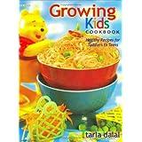 Growing Kids Cook Book (English): 1
