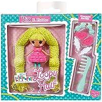 Mini Lalaloopsy - Loopy Cheveux - Pix E. flottements