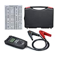 ‏‪Andoer Hantek LCD Digital Car Battery Analyzer Automotive Vehicle Battery Diagnostic Tester Tool Digital Tester‬‏