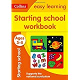 Starting School Workbook Ages 3-5 (Collins Easy Learning Preschool)