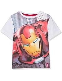 Marvel Jungen T-Shirt Avengers C