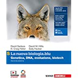La nuova biologia.blu. Genetica, DNA, evoluzione, biotech. Ediz. S. Per le Scuole superiori. Con e-book. Con espansione onlin