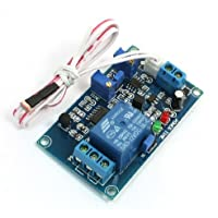 DealMux photoresistor Light Detection Delay Sensor Módulo DC12V para carro